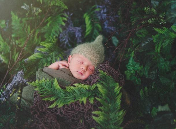 newborn fotografie - Studio Malý princ